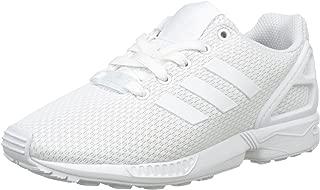 adidas Australia Boys' ZX Flux Trainers, Footwear White