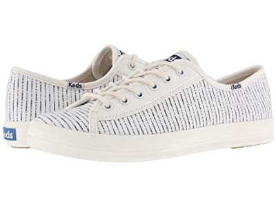 Keds Kickstart Baja Stripe (Cream Baja Stripe) Women