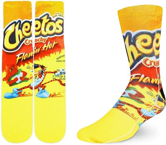 Flamin Hot Cheetos Socks