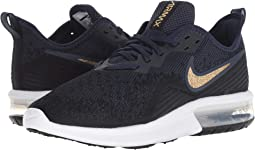 Black/Metallic Gold/Obsidian/White
