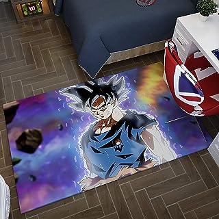 Tapis Cartoon Anime Japan Anime Game - Manga Art Style Salon Chambre Chambre Anti-Dérapante Tapis De Surface, Décoratif po...