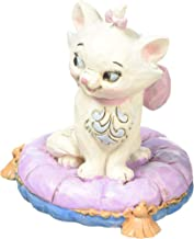 "Enesco Disney Traditions by Jim Shore Aristocats Marie Miniature Figurine, 2.875"", Multicolor"