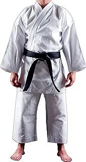 Uniforme Karate Gi Shuto Okinawa | Karategi Blanco | Kimono Karate | 14 Onzas