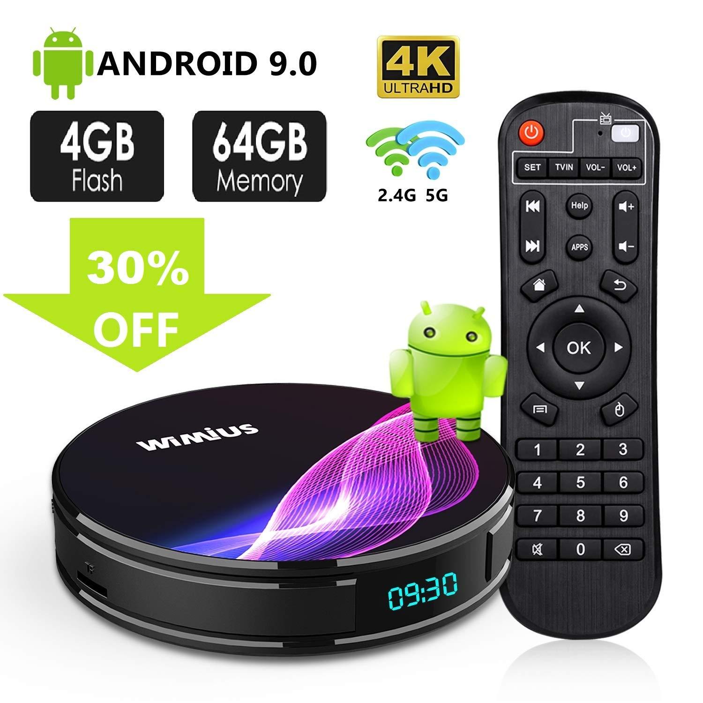 Android WiMiUS K1 100Mbps Quad core