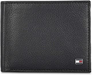 Tommy Hilfiger Black Men's Wallet (TH/FELIXGCW01)