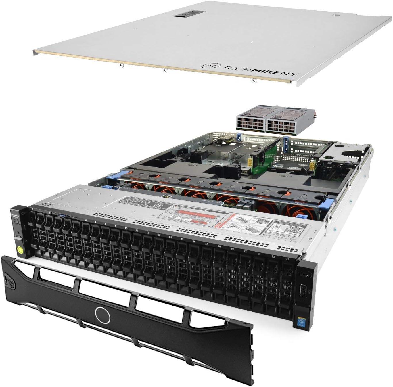 quality assurance TechMikeNY Server 2.60Ghz 24-Core 288GB PowerE 600GB Latest item 12G 15K 24x