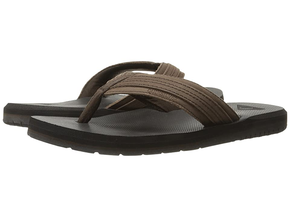 Quiksilver Coastal Oasis (Brown/Brown/Black) Men