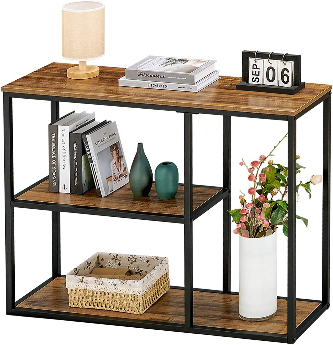 WOHOMO Console Nippon regular agency Table Mordern Sofa Overseas parallel import regular item She 3-Tier Storage with