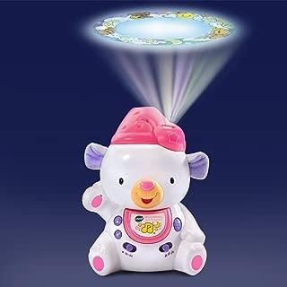 VTech Baby Sleepy Lullabies Bear Projector Amazon Exclusive, Pink