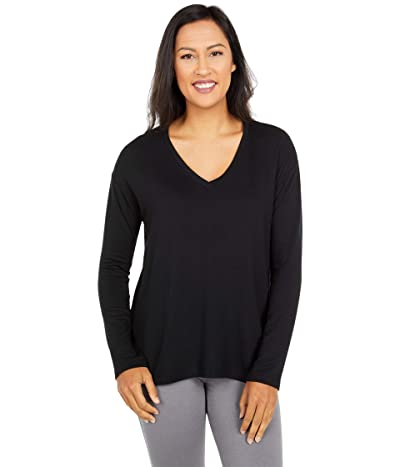 N by Natori Nlightened Top (Black) Women