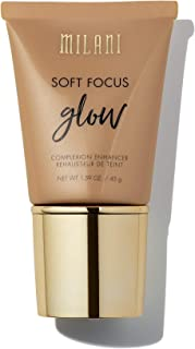 Milani Soft Focus Glow Complexion Enhancer - Bronze Glow (1.59 Ounce) Vegan, Cruelty-Free Liquid Highlighter that Brightens Skin & Diffuses Fine Lines