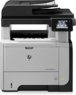 HP M521dn Pro LaserJet Multifunction Printer, Black and White (A8P79A)