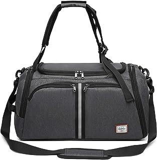 WindTook 40L Sporttasche Männer Fitnesstasche Reisetasche Rucksack Gym Bag Duffel Bag WeekenderTrainingstasche Travel Bag...