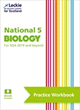 National 5 Biology: Practise and Learn SQA Exam Topics (Leckie Practice Workbook)