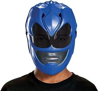 2017 Blue Ranger Vacuform Child Mask-