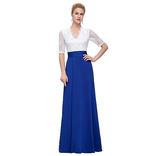 77ecf9423838 GRACE KARIN Women Summer Sleeveless Long Club Dresses