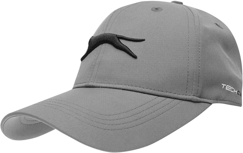 Official Slazenger Tech Cap Mens Baseball Hat Headwear