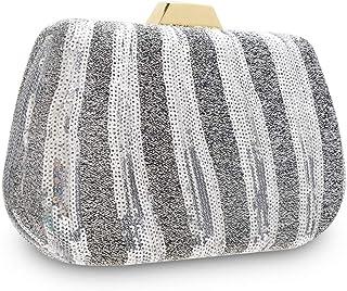 Womens Evening Clutch Bag Designer Evening Handbag Hand Bag,Lady Party Wedding Clutch Purse