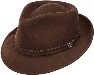 Stetson Prof - Soft Wool Fedora Hat