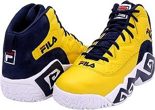 fila mb yellow