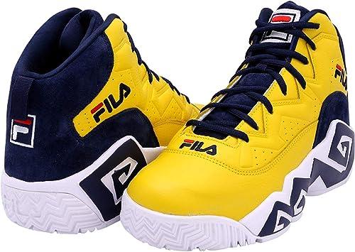 Fila Men's MB Heritage baskets,jaune