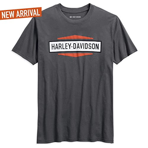 087bad89 Harley-Davidson Official Men's Stacked Graphic Slim Fit Tee, ...