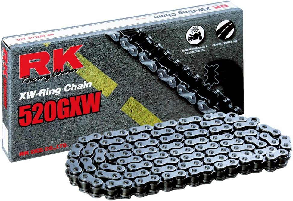 RK Chain Con link Rivet GB530GXW Gold