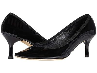 Repetto Polina (Black Patent) Women
