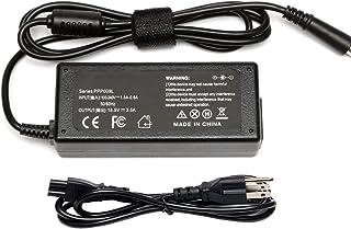 65W AC Adapter Power Supply Charger for HP Pavilion G4 G6 G7 DV4 DV5 DV6 DV7 G60 G61 G72 EliteBook 2540p 2560p 2570p 2000-...