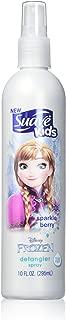Suave Kids Detangler Spray Disney Frozen Anna Sparkle Berry, 10 Ounce
