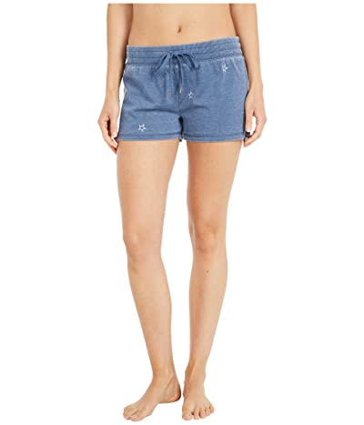 P.J. Salvage American Revival Star Shorts (Denim) Women