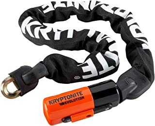 Kryptonite Evolution Mini Integrated 10mm Chain Bicycle Lock