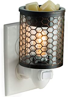 CANDLE WARMERS ETC Pluggable Fragrance Warmer- Decorative Plug-in for Warming Scented..