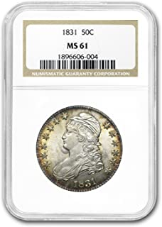 1831 capped bust