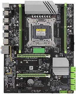 Placa Base, Placa Base de computadora, X99 LGA2011-3 DDR4 Placa Base de Escritorio de computadora Placa Base para chipset Intel x99, con Buen Rendimiento