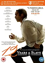 12 Years A Slave [DVD] [2013] by Chiwetel Ejiofor