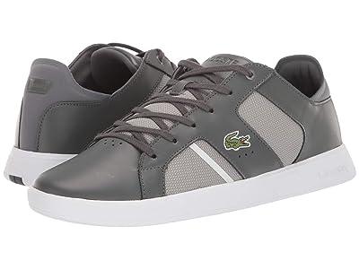 Lacoste Novas 319 1 (Grey/White) Men
