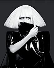 Lady Gaga 8x10 Photo / Poster -  Glossy Real Photograph