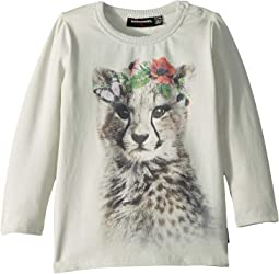 Floral Cheetah T-Shirt (Infant)