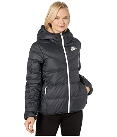 Nike Nike Sportswear Windrunner Down Fill Jacket Reversible (Black/Black/Sail) Women
