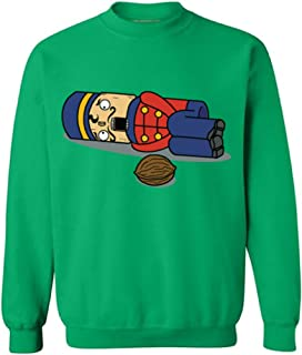Awkwardstyles Nutcracker Christmas Sweater Funny X-mas Gift Sweatshirt