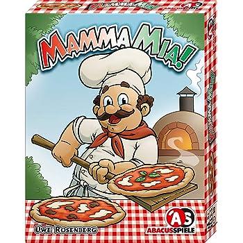 マンマミーア (Mamma Mia!) 海外版 カードゲーム