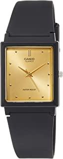 Casio Unisex Dial Resin Band Watch - MQ-38-9A