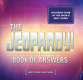 The Jeopardy! Book of Answers: 35th Anniversary