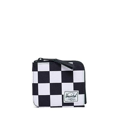 Herschel Supply Co. Jack RFID (Checker Black/White/Black) Wallet Handbags