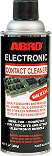 Abro Contact Cleaner EC-833 suitable for use on Electronic parts