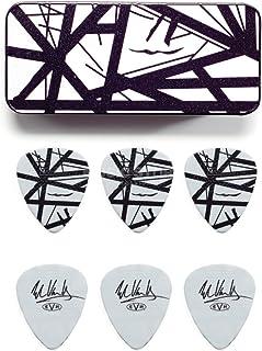 Dunlop Eddie Van Halen EVH Pick Tin EVHPT03 w/Bonus RIS Pick (x1) 710137091146