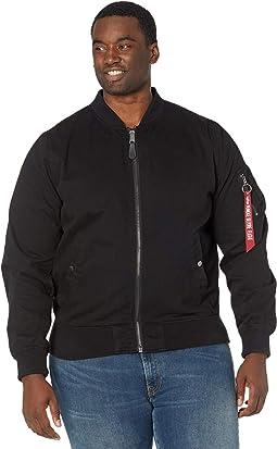 L-2B Cotton Twill Flight Jacket