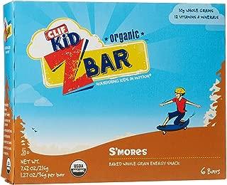 CLIF Organic Smores Zbars 6 Pack, 1.27 OZ