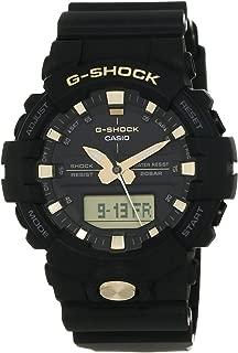 GSHOCK Men's Automatic Wrist Watch analog-digital Display and Resin Strap, GA810B-1A9